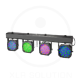 XLR SOLUTION - Noleggio SET LUCI -