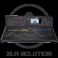 XLR SOLUTION - Noleggio Strumentazione AUDIO - Mixer Midas M32