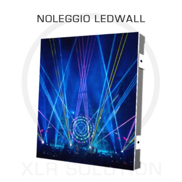 Noleggio ledwall milano, XLR SOLUTION